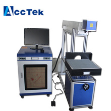 Acctek hot sale laser laptop keyboard marking machine/pet tags laser marking machine
