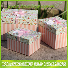 BLF-GB845 custom gift boxes small quantity