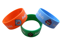 Rubber lovely wristbands Personalized wrist band Customized silicone bracelet wristbands