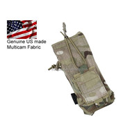 Multicam Travel Water Bottle Pouch Holder Tactical Kettle Gear Molle Pack Carry Bag for Outdoor Activities
