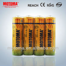 handheld radio brand r6 size um3 1.5 v battery
