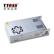 voltage converter S-360-12 24v 15a switch power supply / 12v 30a 360w led switching power supply / led driver made in China