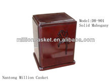 DH-90 small wood box urn