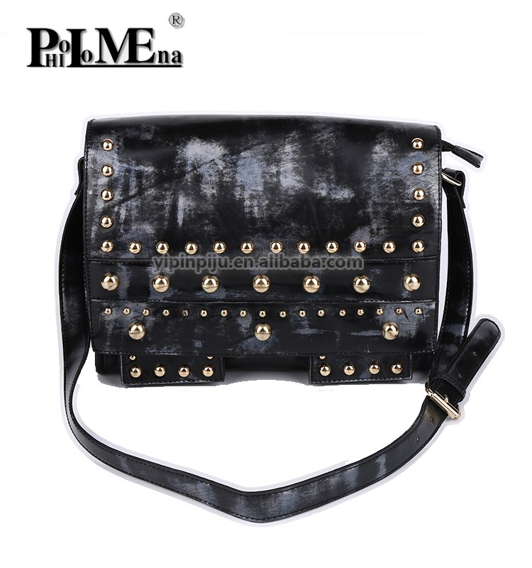 philomena blowing stylish pu bags Luxury high quality china mature women handbags