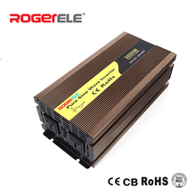 Best Price 110v 220v 12v 24v 48v pure sine wave inverter 3000w with charger