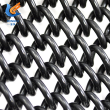 Oem Small Hole Mini Mesh Chain Link Fence