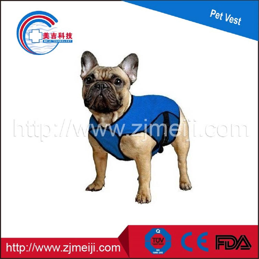 Waterproof self-cooling nontoxic dog cooling vest