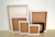 12x12inch Shadow Box Frames Wholesale White Frames