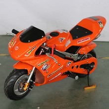 49CC Mini Pocket Bike Cross Orange For Sale