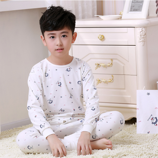Long Sleeve Children Thermal Underwear Kid Clothes 2017 Autumn