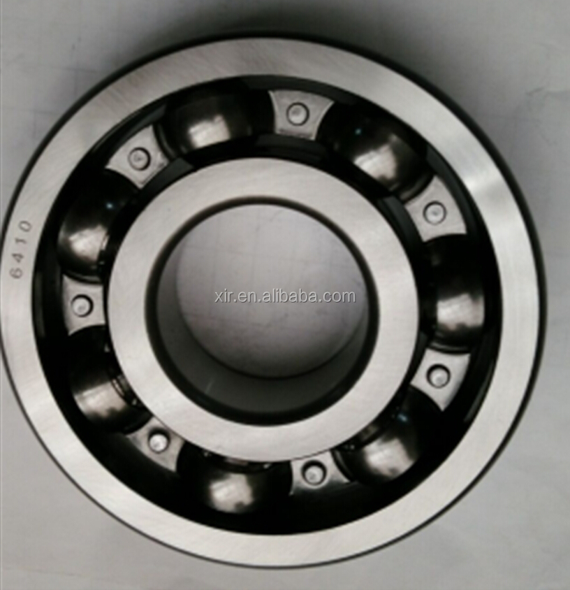 OEM deep groove ball bearing 6410 chrome steel bearing ABEC-1