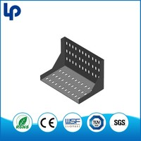 Galvanized Steel Perforated Trunking Cable Tray System Cable Tray Prices
