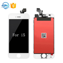 Replacement phone lcd display to repair faulty touch screen digitizer lcd for iphone 5