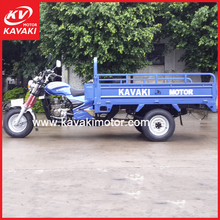 Sudan Hot Sales 200CC Loncin Water Cool Engine Operated 3 Wheel Motor Bike With CIQ Certificate
