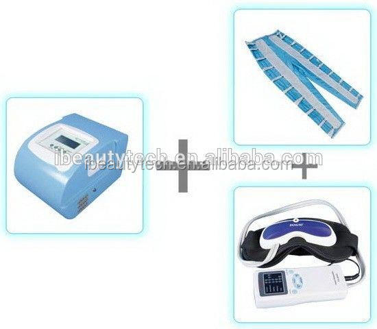 pressotherapy 3 in 1 slimming beauty instrument