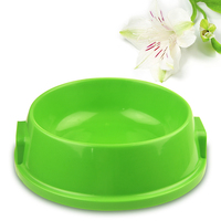 round dog bowl/pet feeders/pet bowl FS001