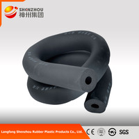 NBR PVC Rubber foam soundproof for Electric generator