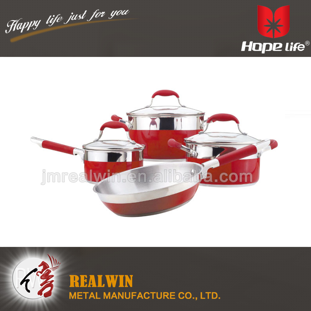 Straight shape folded edge metal kitchenware and cookware ,cookware pan , cookware