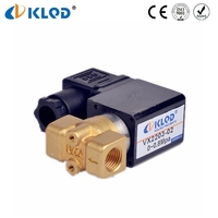 Micro Solenoid Valve VX22 Series Direct