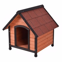 luxury wholesale outdoor malaysia wooden large dog house for sale