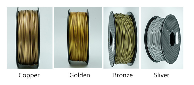 China Manufacturer supply 3D Print Material 1.75 mm PLA filament 1 kg per roll