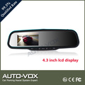 Car monitor rearview mirror 1080p