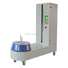 MH-FG-900B automatic portable baggage airport luggage Pallet Stretch Wrapping Machine