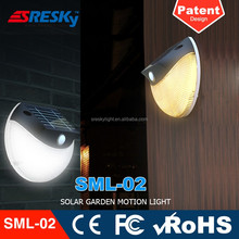 Rechargeable 3.7V Battery Outdoor Low Voltage Wall Lighting Led