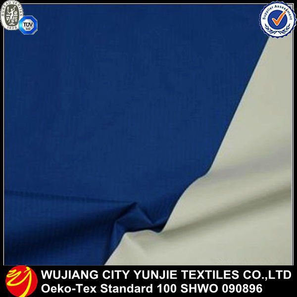 210t nylon waterproof coated 3000 fabric
