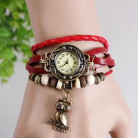 Fashion Unique Vogue Women Watch Luxury Ladies Quartz Watches Wholesale