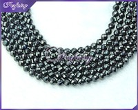 cheap indian beads jewellery designs black spinel faceted natural gemstone beads