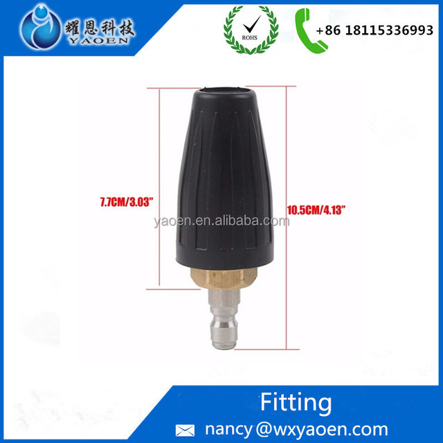 Many Kinds High Pressure Rotating Nozzle