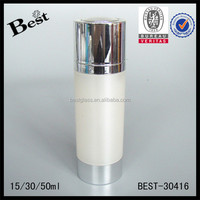 30ml cosmetic acrylic white bottles, hot sale cosmetic acrylic white bottles, best-selling cosmetic bottles in dubai