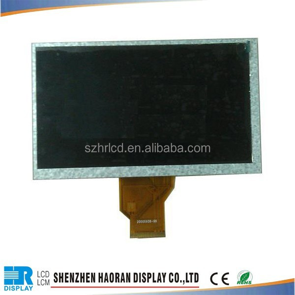 800X480 7 Inches High Resolution Touch Screen Module + Driver Control Board
