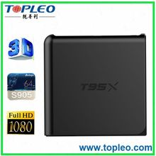 andriod firmware android tv box ott S905 Android 6.0 T95X