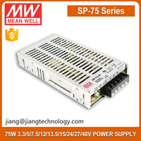 75W Switching Mode Power Supply 7.5V 10A Mean Well SP-75-7.5
