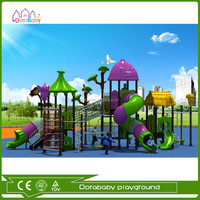 Famouse outdoor playground entertainment garden theme park for sale