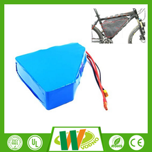 Customs battery 52V 16Ah battery in frame electric bike