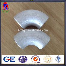 4 inch butt welded pipe fitting lr sr 1.5d seamless elbow material according to ASTM A234 wpb
