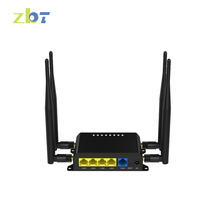 home 1*sim card slot usb 2.0 support 3g 4g openwrt firmware wireless router