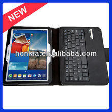The Newest Detachable Bluetooth Keyboard with Leather Case for Samsung Galaxy Tab 3 10.1 P5200