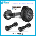 LG battery anti-fire shells hoverboard 8.5inch dual wheels electric scooter