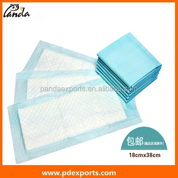 ISO, CE, Certified Nonwoven disposable hospital adult underpad