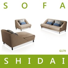 designs of single one person 2 seater 3 seater wooden chesterfield sofa, smart removable high back sofa G179