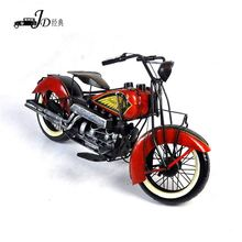 Top selling excellent quality custom made vintage motorcycle models fast delivery