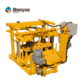 DONGYUE Brand Fly ash/cement brick making machine