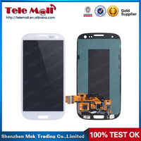 New lcd touch screen digitizer for Samsung Galaxy S3 i9300 hot selling with bottom price