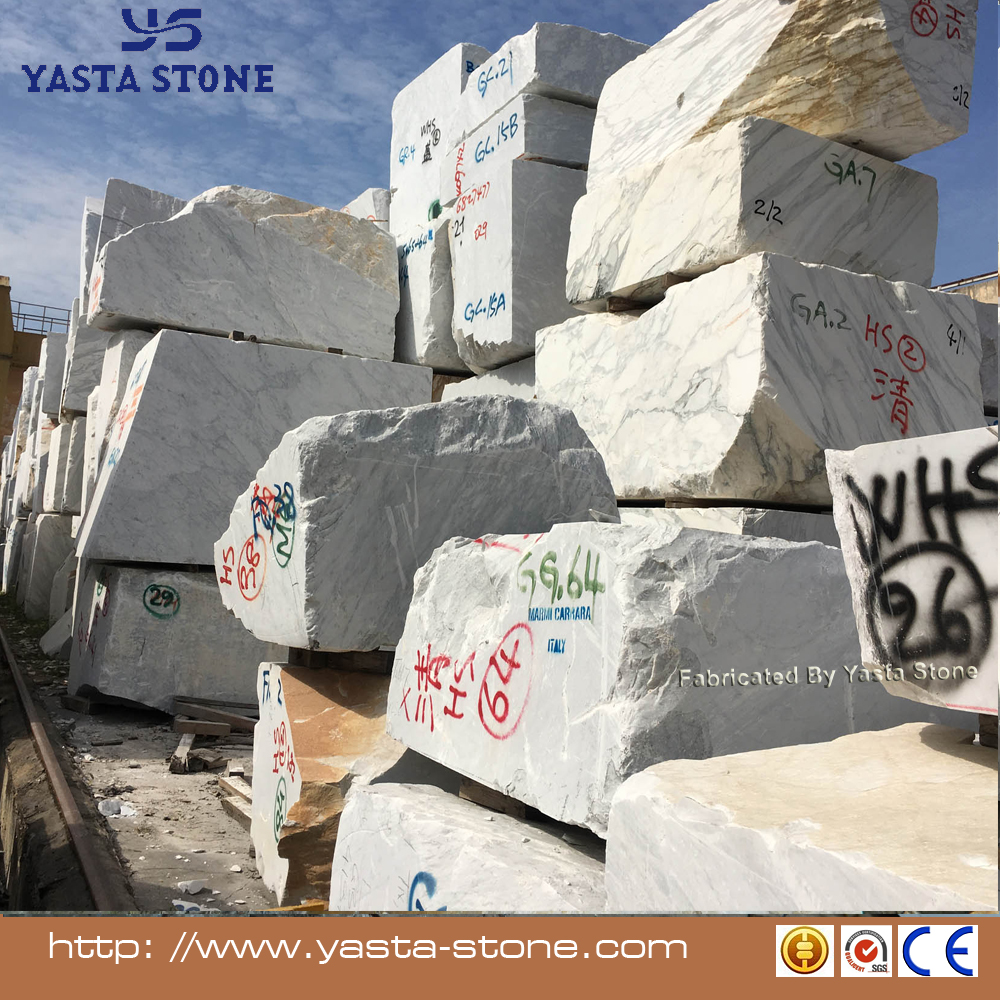 Blocks Marble Auction : Italian white carrara marble blocks for sale factory