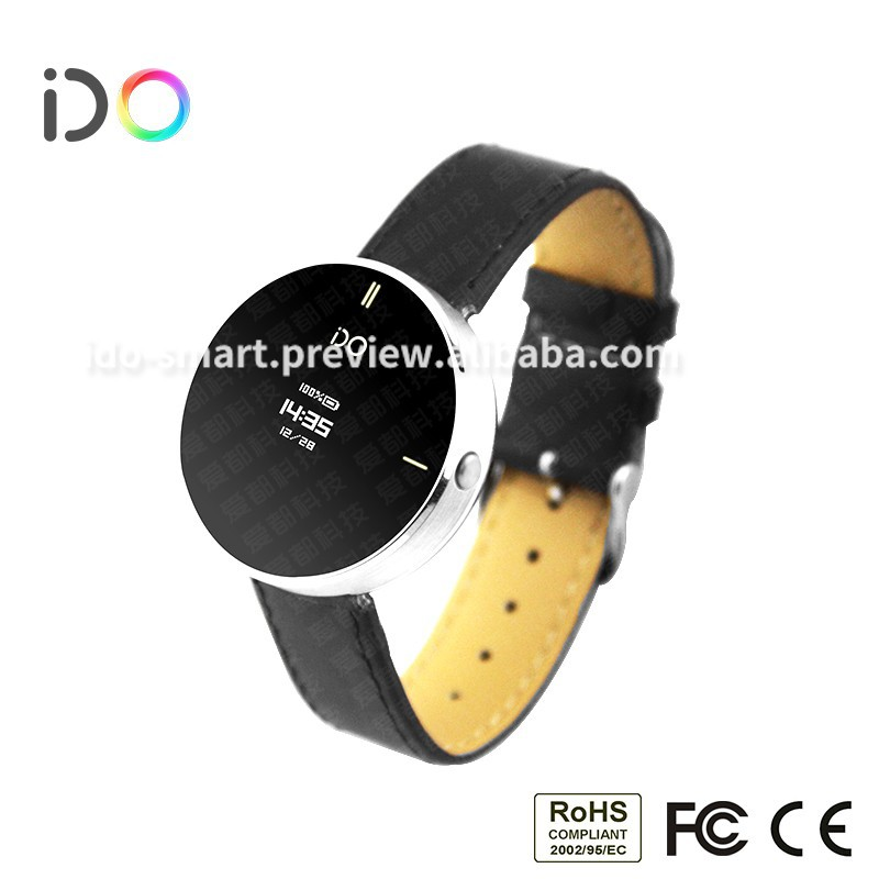 Private tooling Wireless LED OLED Digital Calorie step Distance Pedometer Smart Watch bluetooth polar loop Wristband Watch