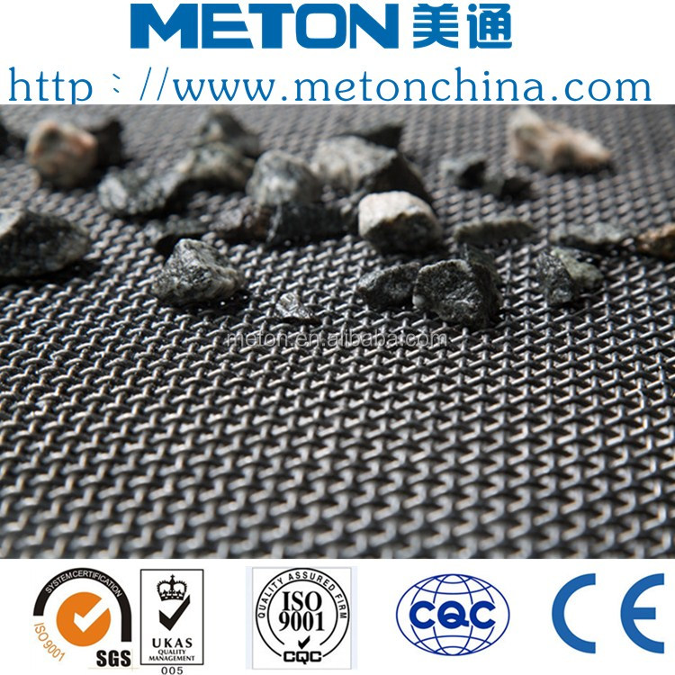 Mining Sieving Screen Mesh Square Wire Mesh Manufacturer